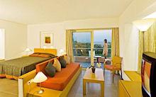 Eden Roc Resort in Kalithea